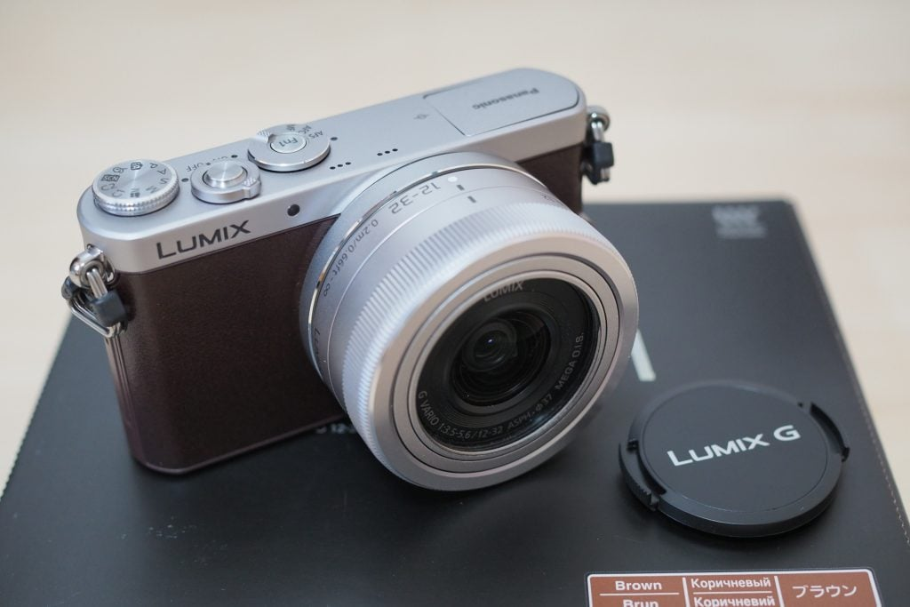Panasonic LUMIX DMC-GM1S