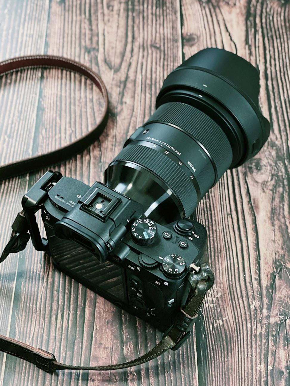 SIGMA 24-70mm F2.8 DG DN