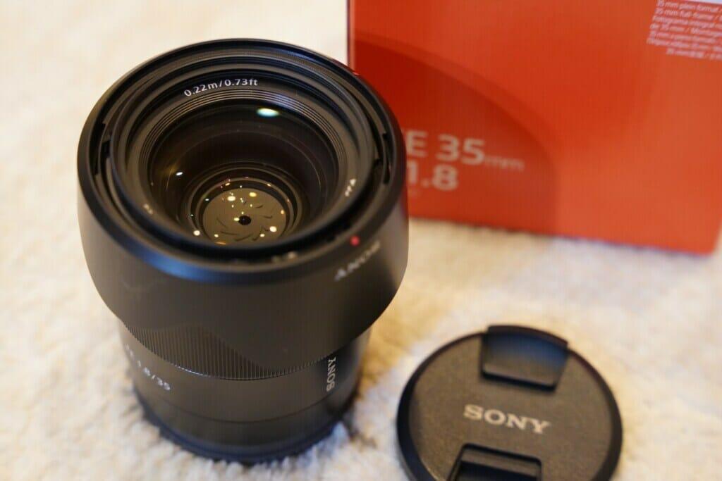 FE 35mm F1.8