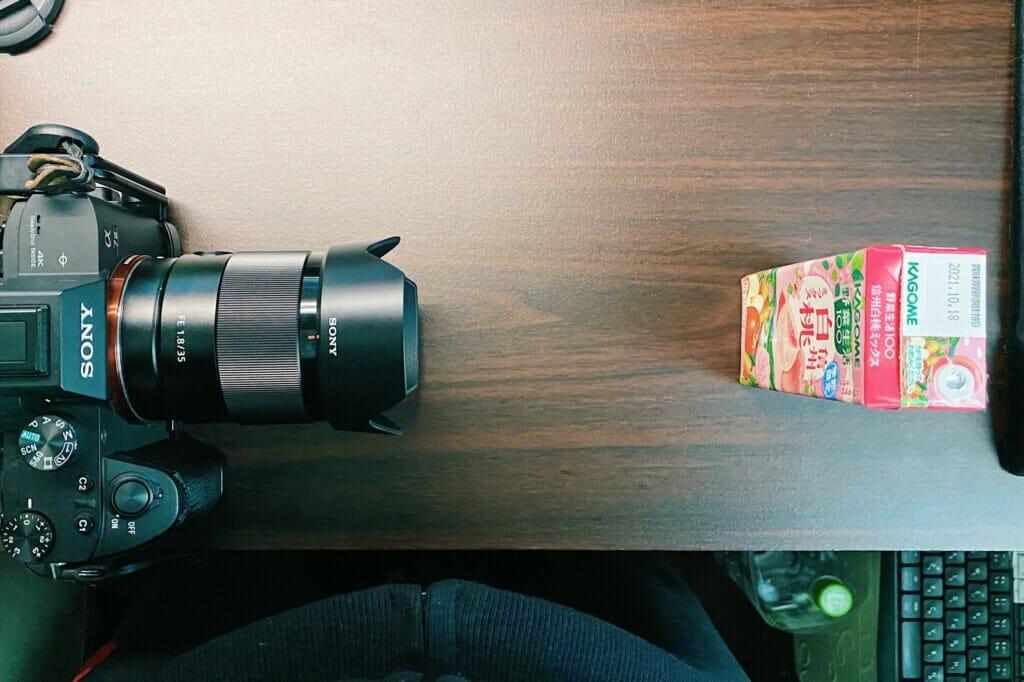 SIGMA 35mm F2 DG DNの最短撮影距離は27cm