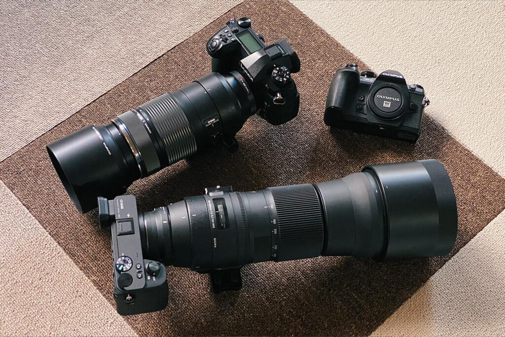 この2週間で買い漁ったカメラとレンズ