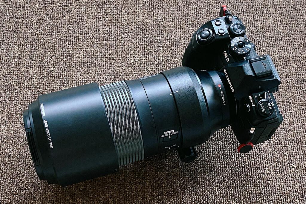 E-M1 markII + M.ZUIKO DIGITAL ED 100-400mm F5.0-6.3 IS