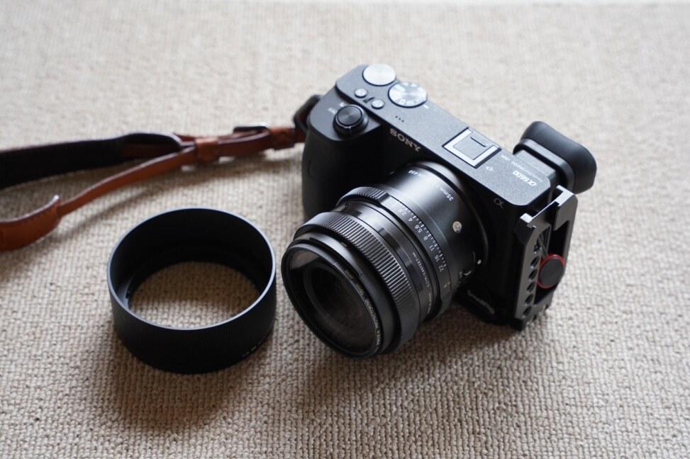 SIGMA 35mm F2 DG DN